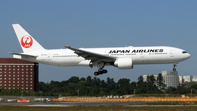 JA709J - Boeing 777-246(ER) - Japan Airlines (JAL)