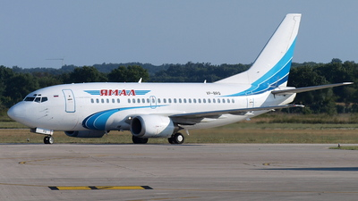 VP-BRQ - Boeing 737-528 - Yamal Airlines