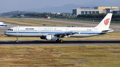 B-6883 - Airbus A321-232 - Air China