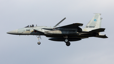 32-8942 - McDonnell Douglas F-15J Eagle - Japan - Air Self Defence Force (JASDF)