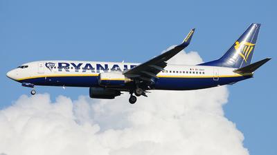 EI-DAO - Boeing 737-8AS - Ryanair