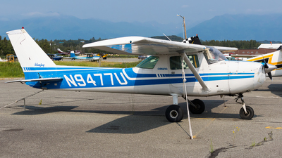N9477U - Cessna 150M - Private