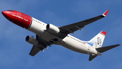 A picture of SERPC - Boeing 7378JP - [42271] - © n94504