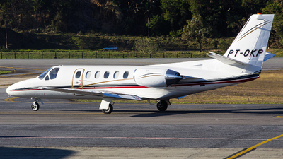 A picture of PTOKP - Cessna 550 Citation II - [5500460] - © Gabriel Wallace