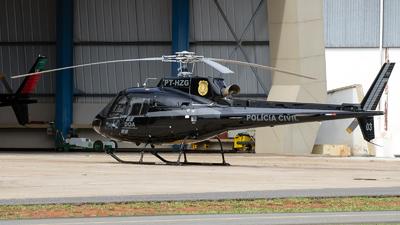 PT-HZG - Helibrás AS-350B2 Esquilo - Brazil - Policia Civil