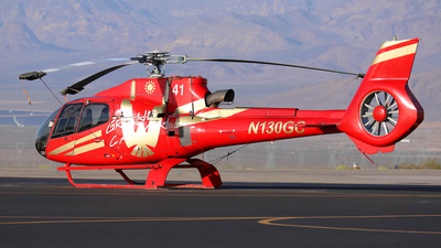 N130GC - Eurocopter EC 130 - Papillon Grand Canyon Helicopters