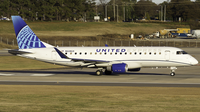 N608UX - Embraer 170-200LL - United Express (ExpressJet Airlines)