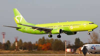 A picture of VPBND - Boeing 73783N - S7 Airlines - © Vitaly Revyakin