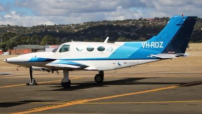 VH-RDZ - Cessna 402A - Private