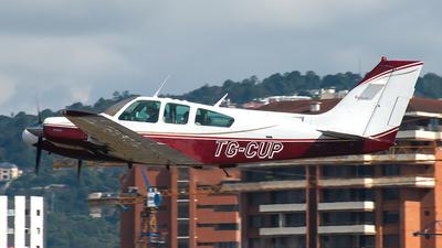 TG-CUP - Beechcraft 95-B55 Baron - Private