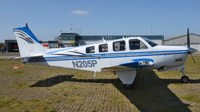 N205P - Beechcraft A36 Bonanza - Private