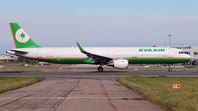 B-16215 - Airbus A321-211 - Eva Air