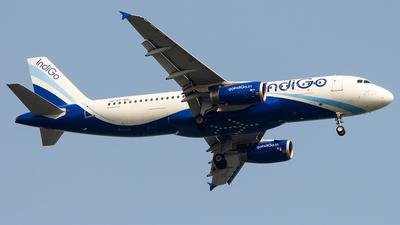 VT-IDC - Airbus A320-232 - IndiGo Airlines