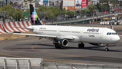 XA-VLV - Airbus A321-231 - Volaris