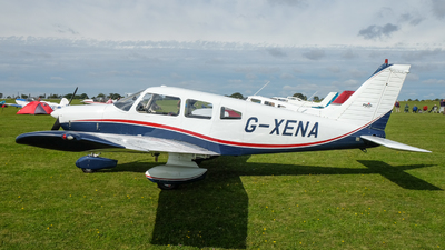 A picture of GXENA - Piper PA28161 - [287716158] - © Alan P Cookson