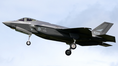 5208 - Lockheed Martin F-35A Lightning II - Norway - Air Force