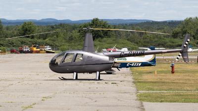 A picture of CGVUB - Robinson R44 - [2252] - © Kian Le Mottee