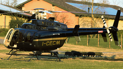 I-CECM - Bell 407GXP - Private
