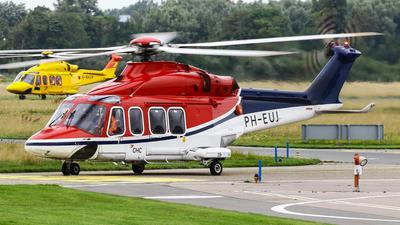 PH-EUJ - Agusta-Westland AW-139 - CHC Europe