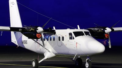 A picture of N495NS - De Havilland Canada DHC6300 Twin Otter - [324] - © Paulo Santos