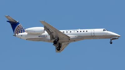 N12530 - Embraer ERJ-135LR - United Express (ExpressJet Airlines)
