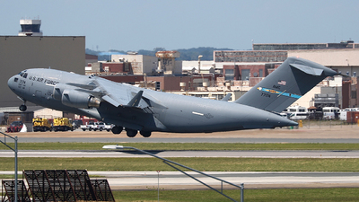 07-7174 - Boeing C-17A Globemaster III - United States - US Air Force (USAF)