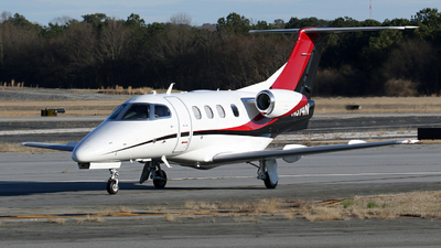 N374N - Embraer 500 Phenom 100 - Private