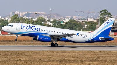 A picture of VTIFD - Airbus A320232 - IndiGo - © Rohan Paliwal