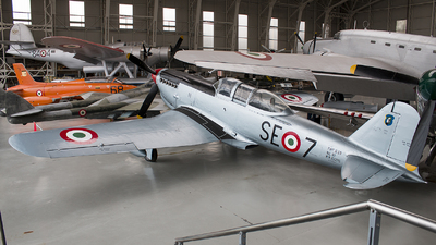MM53276 - Fiat G59-4B - Italy - Air Force