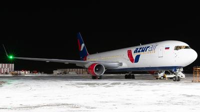 A picture of VQBEN - Boeing 76733A(ER) - Azur Air - © Arkady Perevoznikov