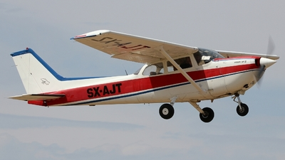 SX-AJT - Cessna R172K Hawk XP II - Private
