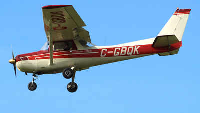 C-GBQK - Cessna 152 II - Private