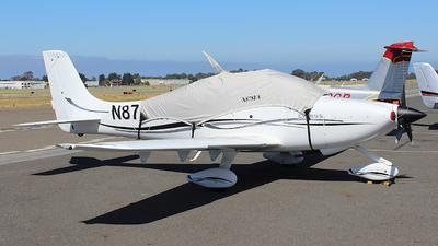 N878EA - Cirrus SR20-G3 - Private