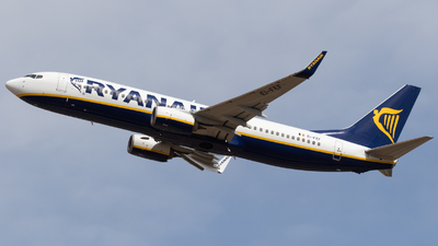 EI-FEF - Boeing 737-8AS - Ryanair