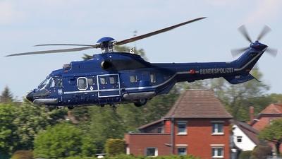D-HEGS - Aérospatiale AS 332L1 Super Puma - Germany - Bundespolizei