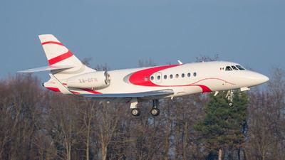 XA-DFN - Dassault Falcon 2000LXS - Private
