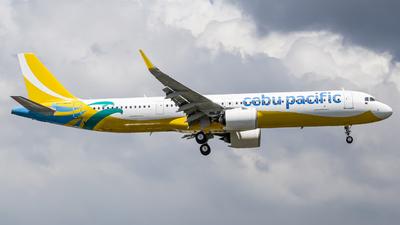 RP-C4122 - Airbus A321-271NX - Cebu Pacific Air