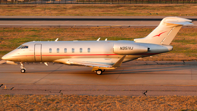 N351VJ - Bombardier BD-100-1A10 Challenger 350 - VistaJet