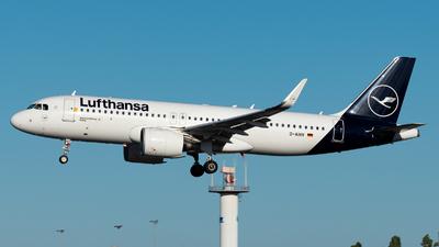 D-AINV - Airbus A320-271N - Lufthansa