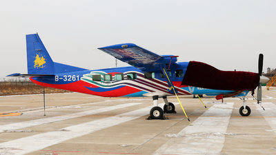 B-3261 - Cessna 208B Grand Caravan EX - Reignwood Star General Aviation