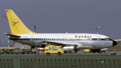 D-ABEL - Boeing 737-130 - Condor