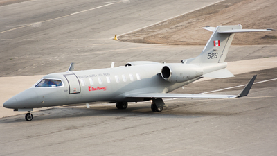 FAP526 - Bombardier Learjet 45XR - Perú - Air Force