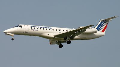 F-GOHB - Embraer ERJ-135ER - Air France