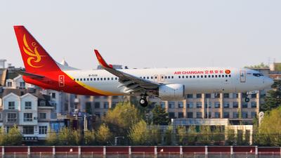 B-5116 - Boeing 737-8FH - Air Changan