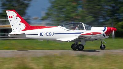 A picture of HBEKJ - SiaiMarchetti F.260D - [735/41005] - © Alex