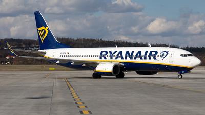 A picture of EIEFX - Boeing 7378AS - Ryanair - © Łukasz Stawiarz