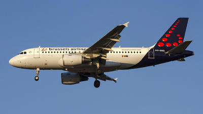 A picture of OOSSG - Airbus A319112 - [1160] - © AvA