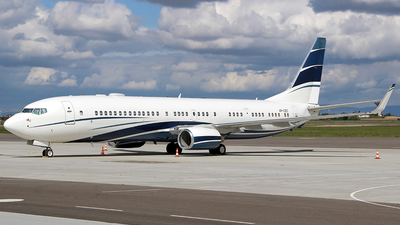 VP-CEC - Boeing 737-9HWER(BBJ3) - Private