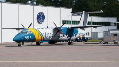 SE-MAA - Bombardier Dash 8-Q311MSA - Sweden - Coast Guard