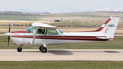 C-GQCL - Cessna 172P Skyhawk II - Springbank Air Training College
